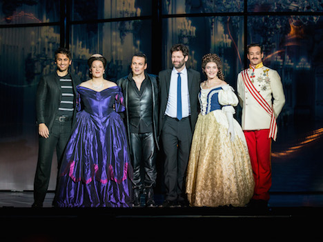 Pressecall - Elisabeth the musical Berlin