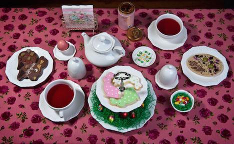 Ostern 2016 Oesterliche Teatime