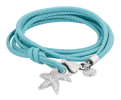 Pippa & Jean Isla Aqua Bracelet