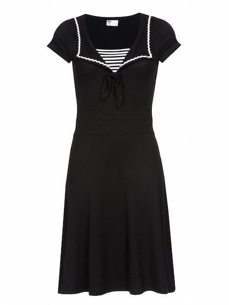 Pussy Deluxe Anchor Dress black 49.99€ 33275_h
