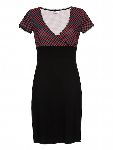 Pussy Deluxe Roxy Checkered Dress 49.99€ 33282_h Kopie