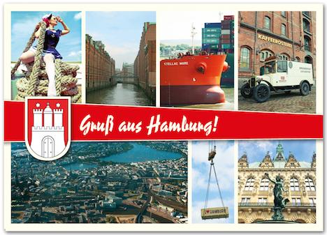 Lay_Postkarte mit Rahmen_Speicherstadt.indd