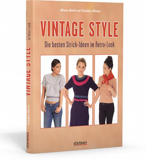 Vintage Style Die besten Strick-Ideen im Retro-Look 9783830709220