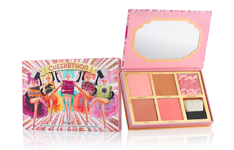 Benefit Cosmetics cheekathon Rouge-Kit