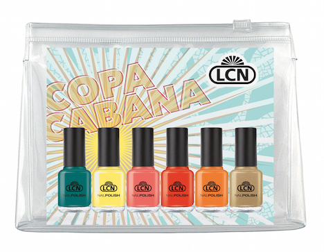 "LCN Nail Polish Set ""Copacabana"", 25,00 € (UVP)"