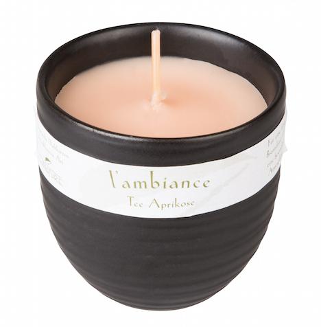 LaNature L'ambiance Kerze Aprikose