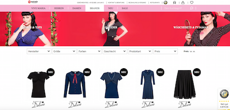 napo shop Onlineshop Pussy Deluxe Sortiment