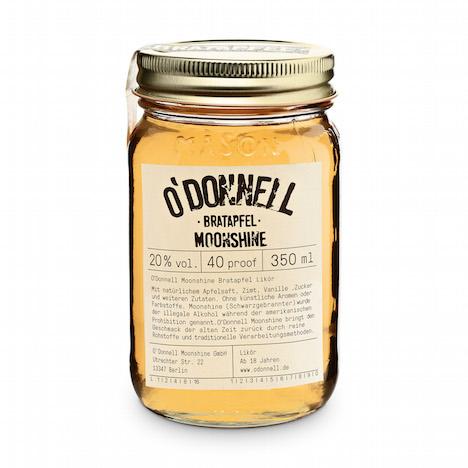 O'Donnell Moonshine Bratapfel350