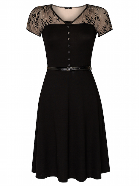 Vive Maria Black Fairy Dress 33424_h