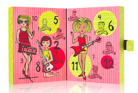 Benefit Cosmetics Adventskalender 2016-2