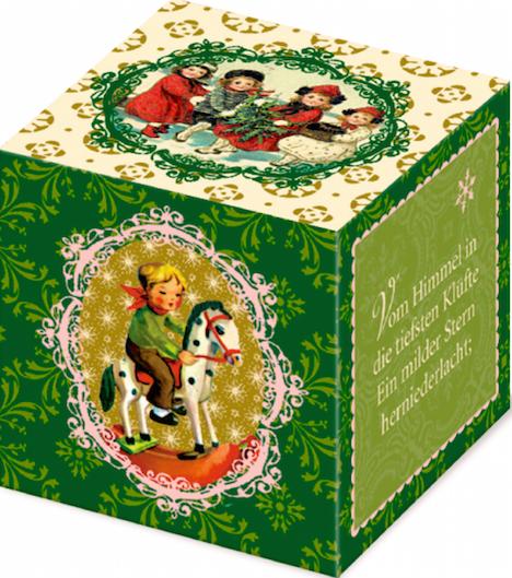 Coppenrath Verlag 24 gemuetliche Teestunden im Advent