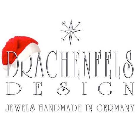 Drachenfels Design Logo XMAS