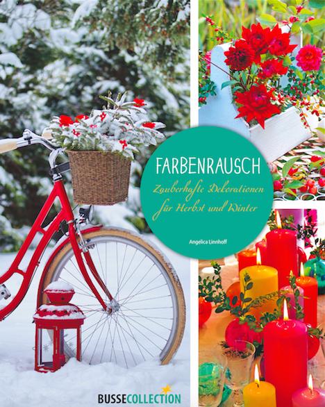 Farbenrausch Buch BUSSECOLLECTION Bildband