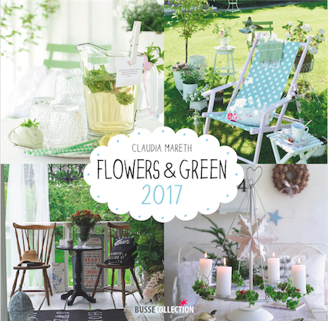 Flowers & Green 2017 Kalender Bussecoillection