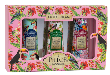 Ottoman 1881 14614 Handcreme Set Exotic Dream Pink