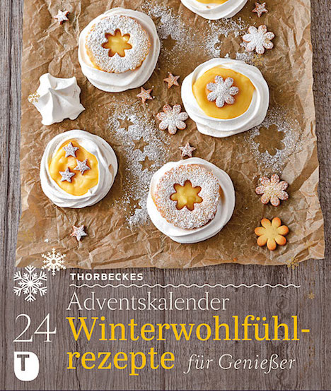 Thorbecke Adventskalender 978-3-7995-1120-9