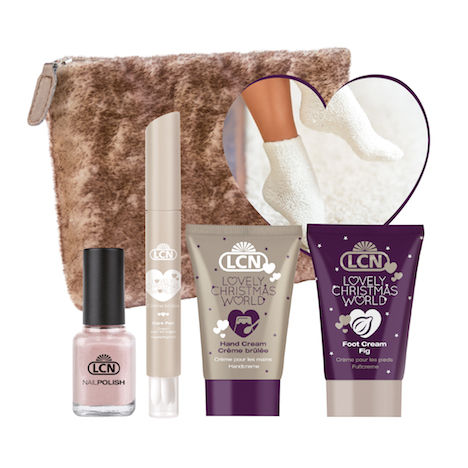 "LCN Set Big ""Lovely Christmas World"" , UVP: 29,90€"
