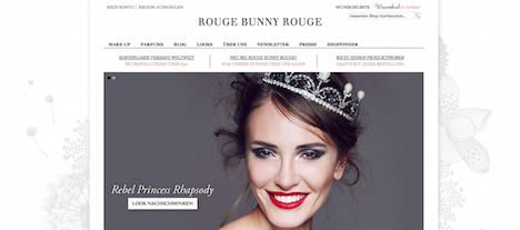 Rouge Bunny Rouge Homepage Onlineshop