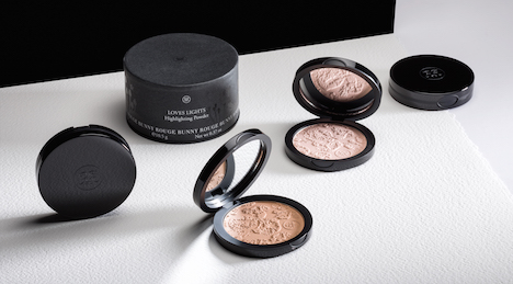 Rouge Bunny Rouge Highlighting Powders Group