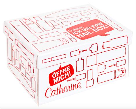 Catherine Nail Collection Geschenkbox