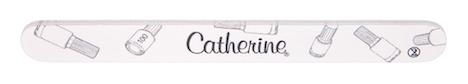 Catherine Nail Collection bottle-feile-seite-schwarz