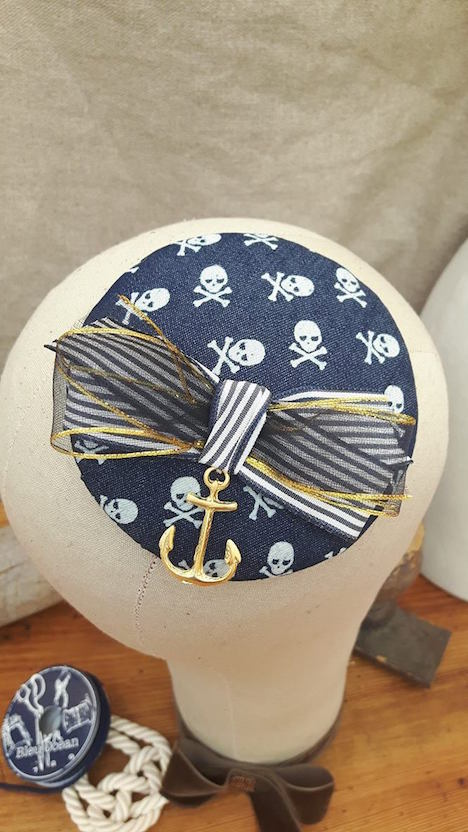 Jazzafine Sailor Headpiece 1