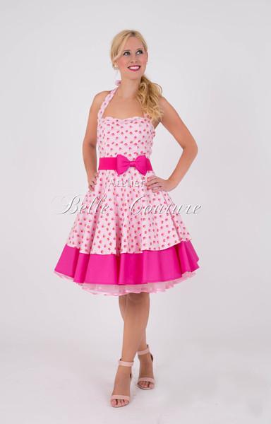1950s Petticoat Kleid Lovely Valerie Rose II