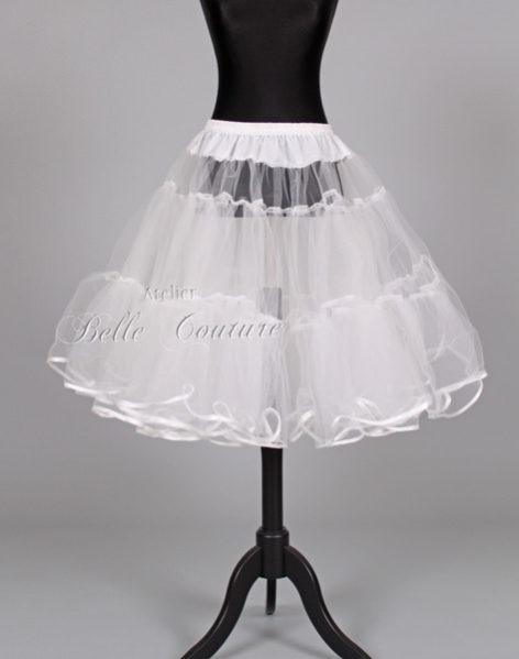 1lagiger Petticoat