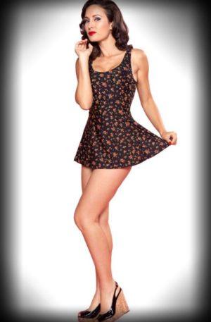 Esther Williams – Badeanzug-Kleid Felicity von Rockabilly Rules