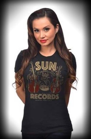 Steady Ladies T-Shirt – Sun Records Sun Dance von Rockabilly Rules