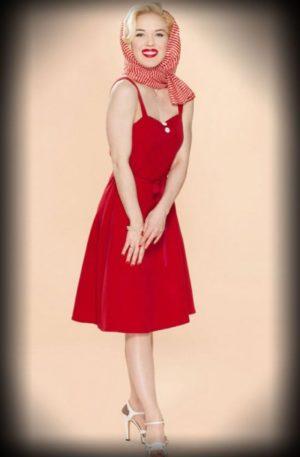 Very Cherry – Kleid Sunny von Rockabilly Rules