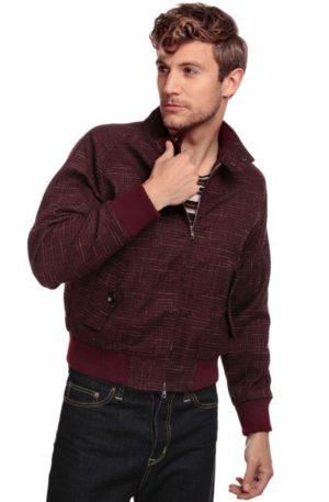 Collectif Barry Cross Jacke von Rockabilly Rules