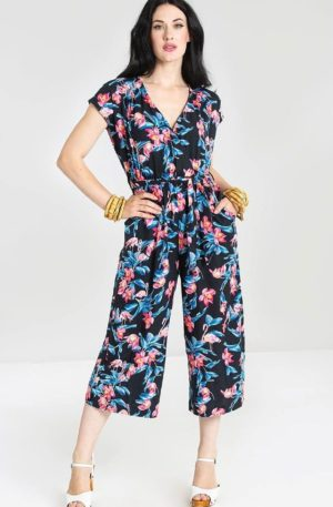 Hellbunny Jumpsuit Florida von Rockabilly Rules