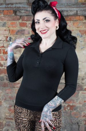 Rumble59 Ladies – Pullover – Cute'n'Classy von Rockabilly Rules