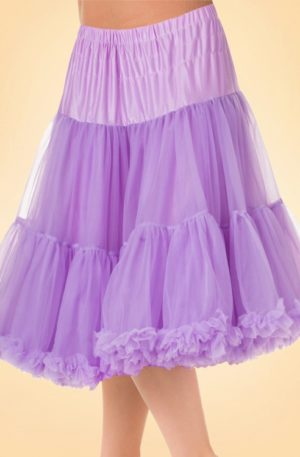 50s Lola Lifeforms Petticoat in Lavender