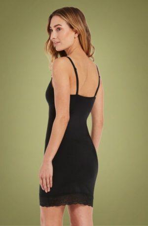 Be Pretty Lace Dress in Black