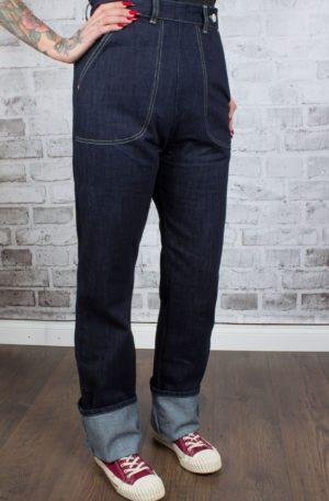 Freddies of Pinewood Denim – Jeanies Jeans von Rockabilly Rules