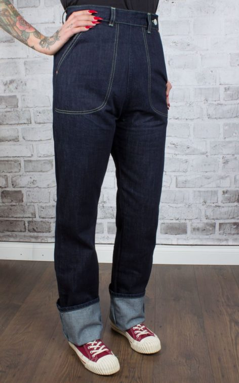 Freddies of Pinewood Denim - Jeanies Jeans von Rockabilly Rules