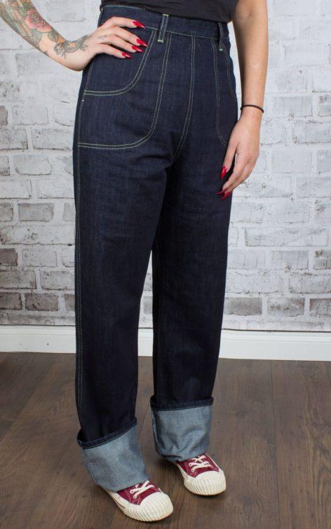 Freddies of Pinewood Denim - Jenny Jeans von Rockabilly Rules