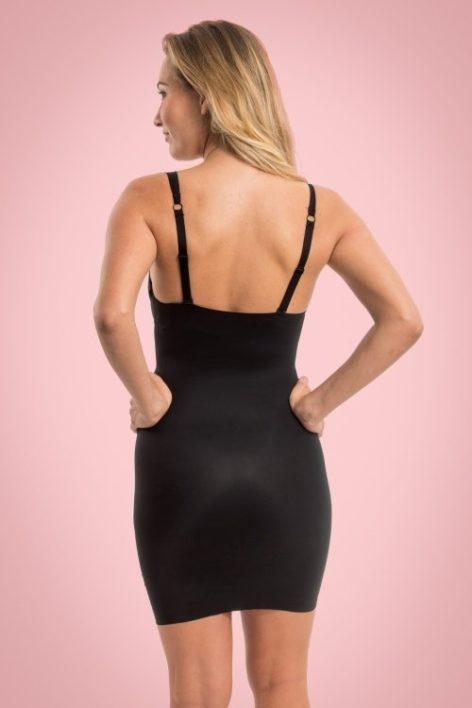 Maxi Sexy Dress in Black
