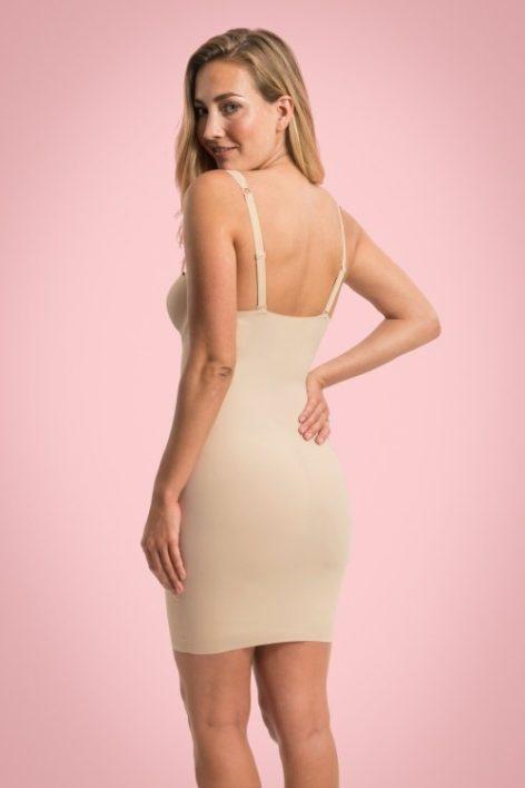 Maxi Sexy Dress in Latte