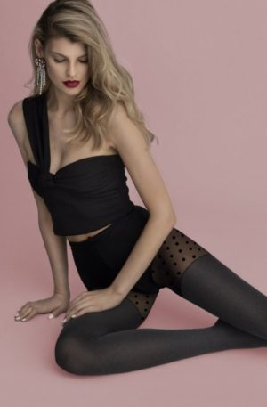Midtown Girl Melange Tights