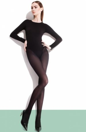 Paula Classic Tights in Black