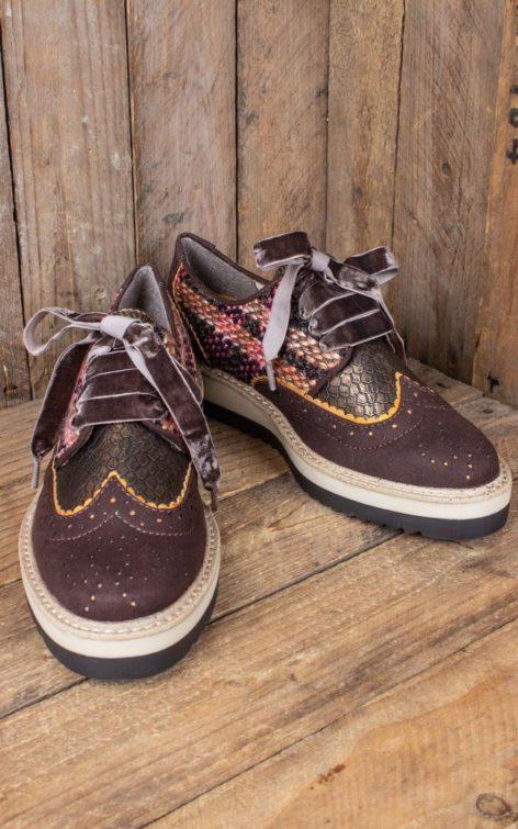 Ruby Shoo - Pin- up Sneaker Budapester Davina von Rockabilly Rules
