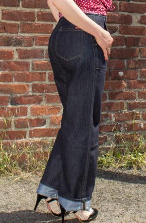 Rumble59 Denim – Marlene Jeans von Rockabilly Rules