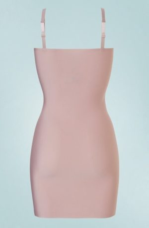 Secrets Dress in Powder Pink