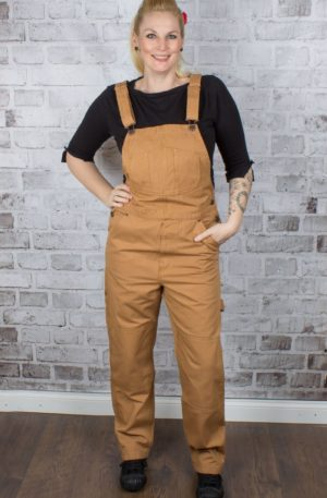 Chet Rock Workwear Dungaree | Latzhose Stan von Rockabilly Rules