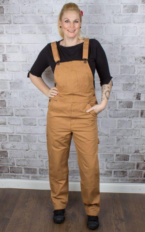 Hellbunny Workwear Dungaree | Latzhose | Playsuit Stan von Rockabilly Rules
