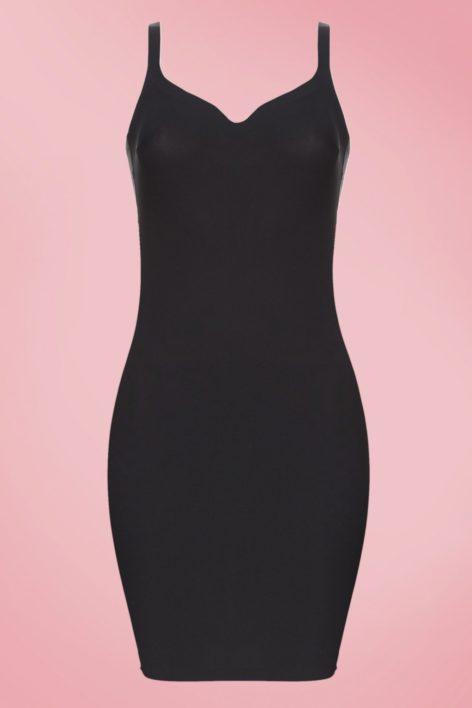Secrets Dress in Black