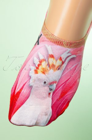 Ivy Parrot Invisible Footies